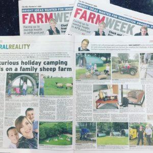 Farm Week 25th October 2020